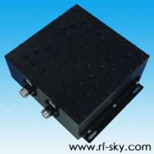 30W 890-1880MHz N-KF Connector Type GSM-DCS uhf Duplexer