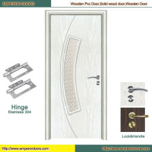 Porte de porte de peau de porte de charnière