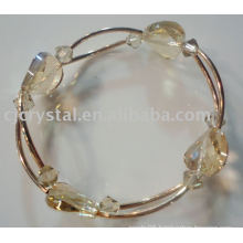 2015 popular glass beaded bracelets