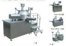高効果乾燥造粒セット機/湿式造粒機