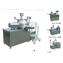 High-effect Drying Granulating Set Machine / mesin granulasi basah