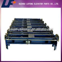 Elevator car frame/Passenger elevator car frame