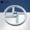 turbine for steel bar bending machine