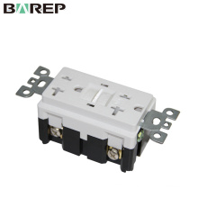 Electrical 20A 125V GFCI socket single outlet receptacle