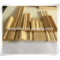 skirting board/wood decorative ceiling moulding/wooden ceiling design manufacturer