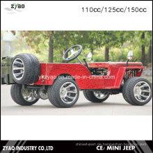 2016 Neues Modell Heißer Verkauf 110cc Mini Jeep 150cc Kinder Jeep mit Ce