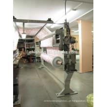 quilting informatizado e máquina de costura