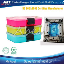Million shots plastic food storage container mould