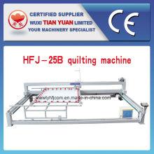 Tête simple informatisé Quilting Machine (HFJ-25 b)