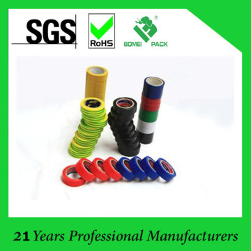 Manufacture Competitive Price & Best Quality PVC Electrical Insulation Tape