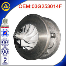 Turbocompresseur chra pour turbocompresseur 03G253014F