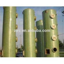 eliminación de contaminantes del aire torre de pulverización de alta calidad depurador húmedo
