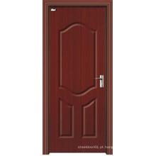 Porta popular do quarto do MDF da madeira da venda