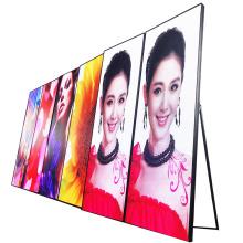 P1.667 Affichage portatif intérieur d'affiche de miroir de la publicité LED