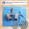 Seamless Steel Special Shaped Pipe cold finish