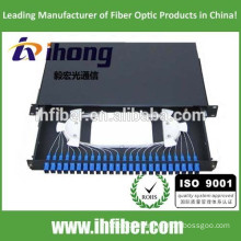 SC/FC/ST 19'' standard structure fiber optical terminal box/ODF/patch panel