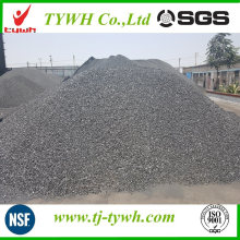 Calcined Anthracite Coal Carbon Additive for Steelmaking