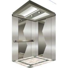 Espelho Hl-X-064 do elevador da casa do elevador do elevador do passageiro que gravura a água-forte