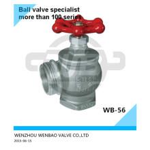 Ss316 Hidrante de fuego interior Snz65 bajo precio