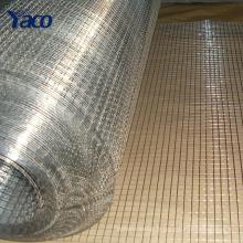 fil de treillis soudé galvanisé à chaud de ss de fil de cage de lapin enduit pvc à vendre