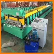 Panel de la azotea de China de Alibaba que forma la máquina