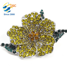 Para presentes de liga de zinco material personalizado Metal Badges