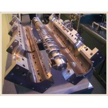 Línea de producción de extrusión de compuestos de llenado de gránulos de ABS