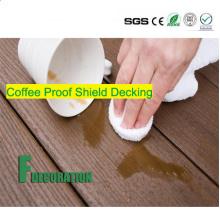 Co-Extrusion Kunststoff Holzverbundwerkstoff Bodenbelag im freien WPC Terrassendielen