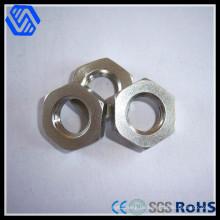 Uncamfered Hexagon Thin Nuts aus Kohlenstoffstahl (DIN439)