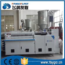 China suministra buena plastificación máquina de extrusión de cinta pp