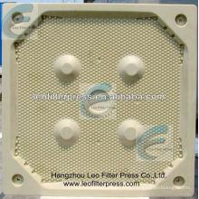 Filtro Prensa placa de filtro para la filtración de plantas de alimentos