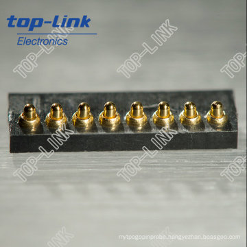8 Pin Spring Loaded Pogo Pin Connector