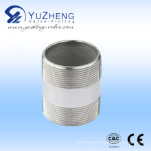Stainless Steel Round Pipe Nipple