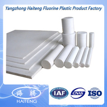 Pure Virgin PTFE Rod Nhựa Rod Teflon Bar