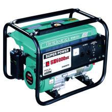 Générateur électrique d'essence de cuivre de 3kw 177f 9HP