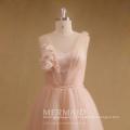 Vente en gros de tulle rose femme sexy robe de soirée