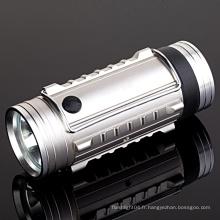 Lumière de pêche rechargeable avec Ce, RoHS, MSDS, ISO, SGS