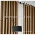 Plain Linen blackout curtain material