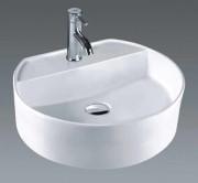 China Manufacturer Bathroom Ceramic Washing Basin (7055)