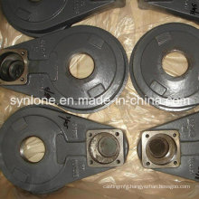Iron Sand Casting Gearbox for OEM Services
