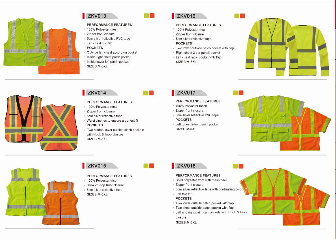 Multi Fuction Safety Vest