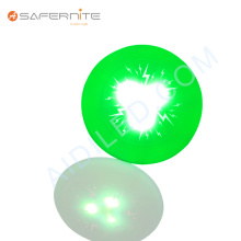Led Light Up Dog lampeggiante che gioca Flying Disc Frisbee