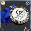Medalha de esportes de prata da natação