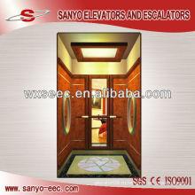 Тиковый деревянный лифт (TKJ-SEE-CP14)