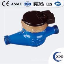 Vente chaude OPE-PDRRWM-15-25 payé compteur de volume de l'eau