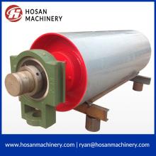 Belt conveyor steel roller pulley snub pulley
