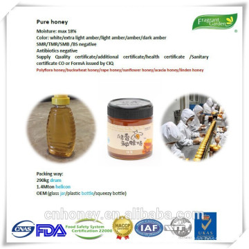 Цветы Мед натуральный сырой мед OEM
