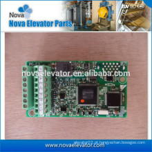 Levante a placa do driver PG CARD PG-B