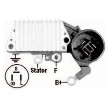 1260007010,1002117370,1002117850, IN461 Auto Alternator Voltage Regulator