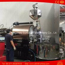 Máquina de torrar Máquina de torrador de café Máquina de café de torrador de 60kg